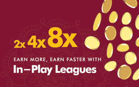 In-Play Leagues